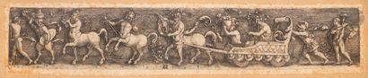Georg Pencz (c. 1500-1550) Triomphe de Bacchus....