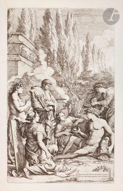 Salvator Rosa (1615-1653) Alexandre dans...