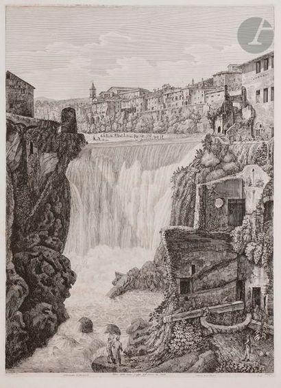 Luigi Rossini (1790-1857) 15 pl. de la série...