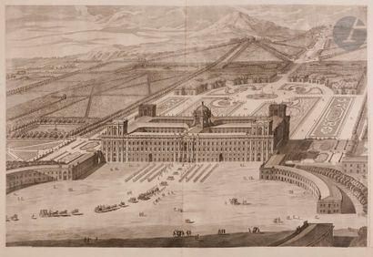 Luigi Vanvitelli (1700-1773) (d'après) Dichiarazione...