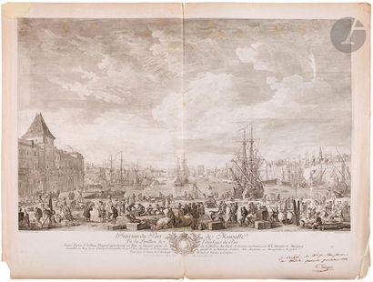 Joseph Vernet (1714-1789) (d'après) Vues...