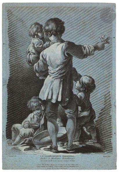 Louis-Marin Bonnet (1743-1793) La Complaisance...