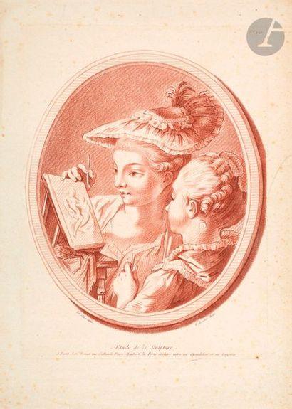 Louis-Marin Bonnet (1743-1793) Étude de la...