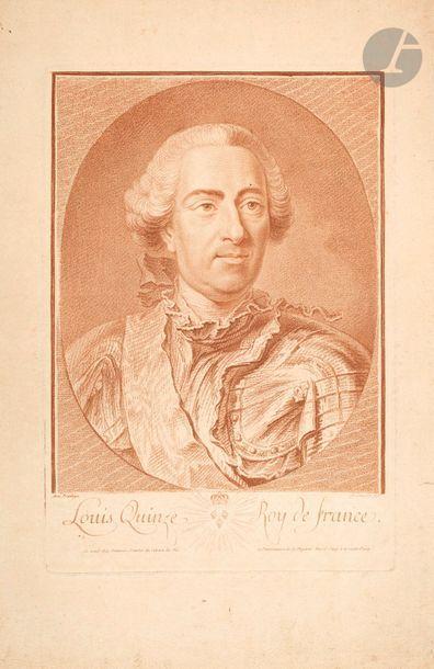 Jean-Charles François (1717-1769) Louis Quinze...