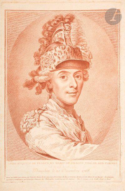 Jean-Charles François (1717-1769) Louis Dauphin...