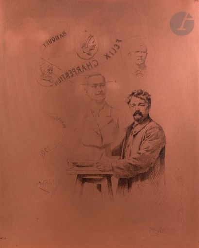 William Barbotin (JosephBarbotin, dit) (1861-1931)...