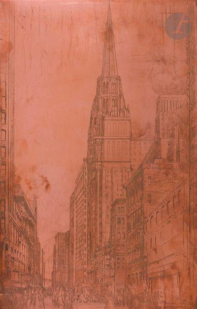 Donald Shaw MacLaughlan (1876-1938) Avenue...