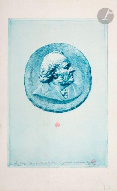 Henri Guérard (1846-1897) H. Daumier, de...