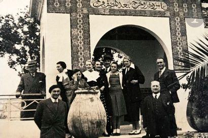 JEAN LURÇAT (1892-1966) CARTONNIER & MARIE CUTTOLI (1879-1973) - MYRBOR ÉDITEUR...
