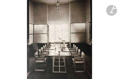 LOUIS SOGNOT (1892-1970) & CHARLOTTE ALIX (1897-1987) – MEMBRES DE L'UAM Modèle...