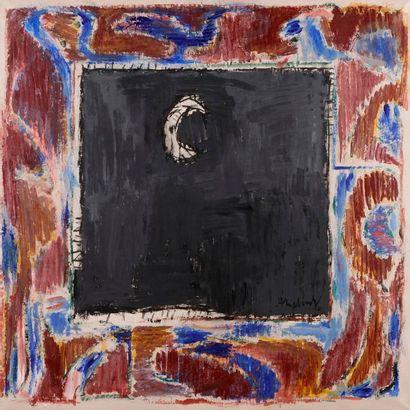 Pierre ALECHINSKY (né en 1927) Dernier quartier,...