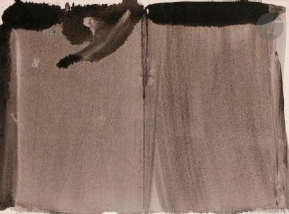 Olivier DEBRÉ (1920-1999) Composition, 1984...