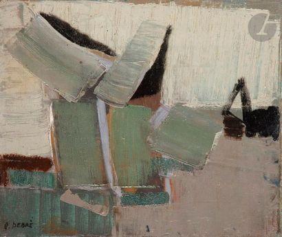 Olivier DEBRÉ (1920-1999) Composition, vers...