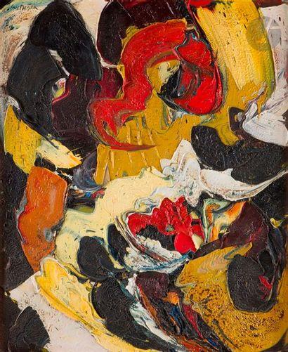 Jan MEYER [néerlandais] (1927-1995) Composition,...