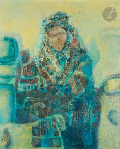 M'hamed ISSIAKHEM [algérien] (1928-1985)...