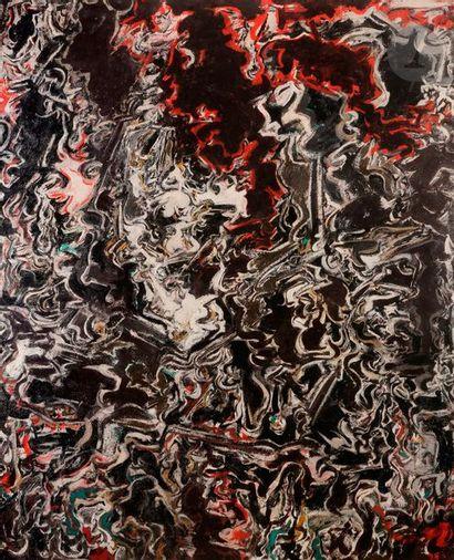 Luigi BOILLE [italien] (1926-2015) Composition,...
