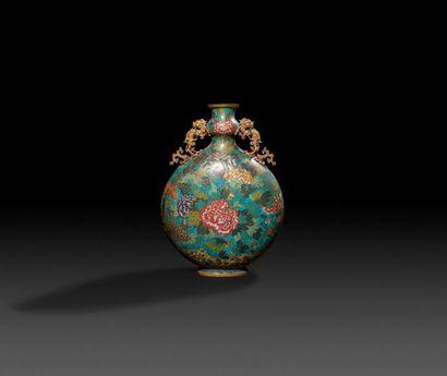 CHINE - Époque JIAQING (1796-1820) Grande...