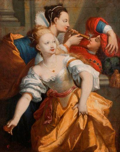 École BOLONAISE du XVIIIe siècle, suiveur...