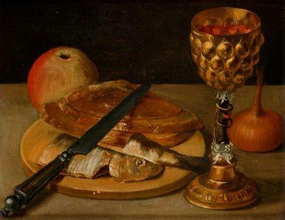 Georg FLEGEL (Olmütz 1566 - Francfort 1638)...