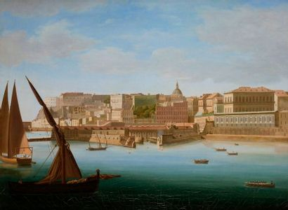 Attribué à Alessandro d'ANNA (1746-1810)...