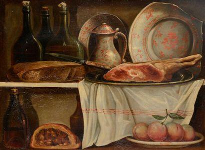 Attribué à Claude Joseph FRAICHOT (1732-1803)...