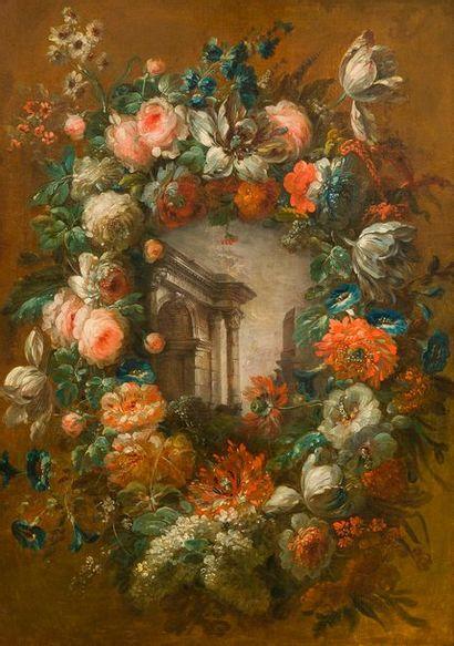Jean Baptiste MOREL (Anvers 1662-Bruxelles...