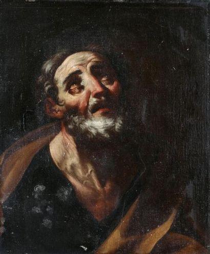ECOLE ROMAINE vers 1700, suiveur de Giacinto...