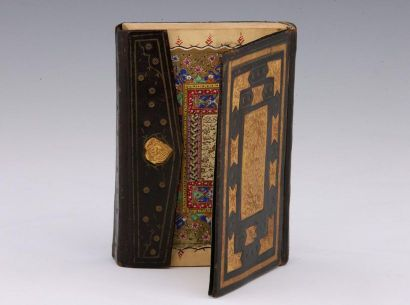 CORAN complet, Empire Ottoman, signé et daté...
