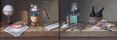 LELONG (XVIIIème - XIXème Siècle)  Allégorie...