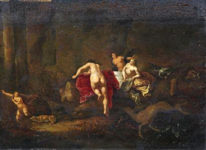 Attribué à Cornelis van POELENBURGH (Utrecht...