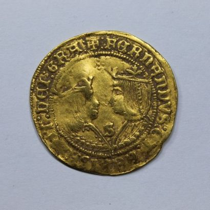 ESPAGNE . FERDINAND et ISABELLE (1474-1504)....