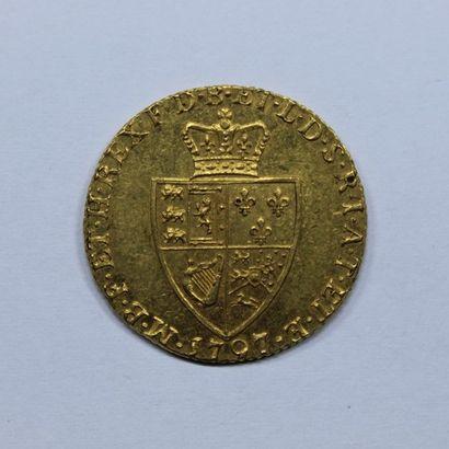 GRANDE-BRETAGNE. GEORGE III (1760-1820)....