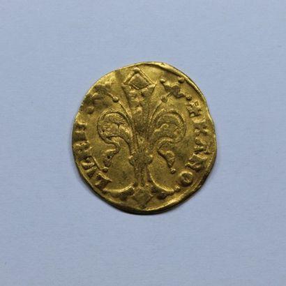 HONGRIE. CHARLES ROBERT (1307-1342). Goldgulden....