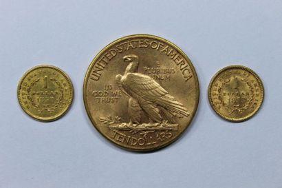 ETATS-UNIS. 10 dollars. 1914. (Fr. 167)....