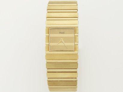 PIAGET ''POLO''  Montre bracelet d'homme...