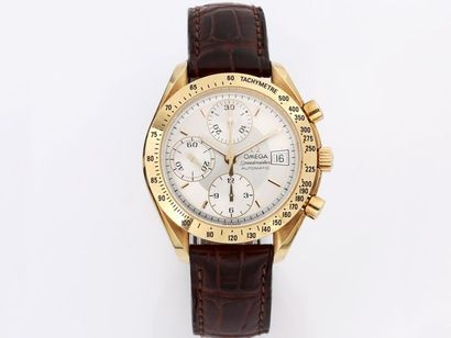 OMEGA ''SPEEDMASTER''  Montre chronographe...