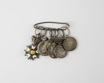 SECOND EMPIRE  SET OF SIX MINIATURES of Rear...