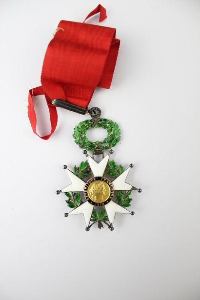 FRANCE  ORDER OF THE LEGION OF HONOR  COMMANDER'S...