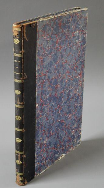 BOUGAINVILLE (Hyacinthe, baron de). Journal...