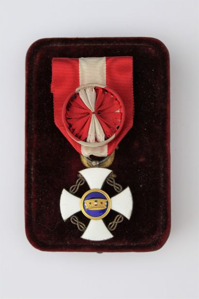 ITALY  ORDER OF THE CROWN OF ITALY  STAR...