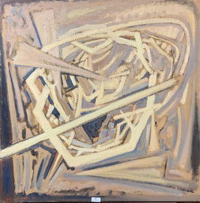 Henri-André MARTIN (1918-2004)  La Couronne...