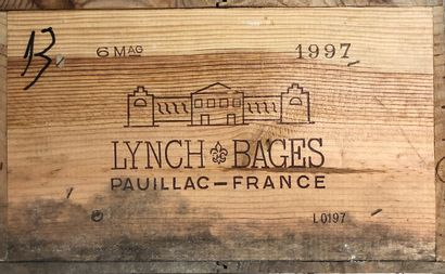 6 Magnums CHÂTEAU LYNCH-BAGES - Pauillac...