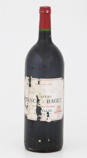1 Magnum CHÂTEAU LYNCH-BAGES  Année 1997...