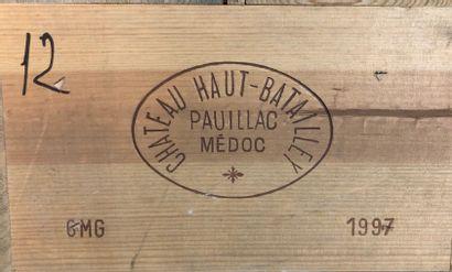 6 Magnums CHÂTEAU HAUT BATAILLEY - Pauillac...