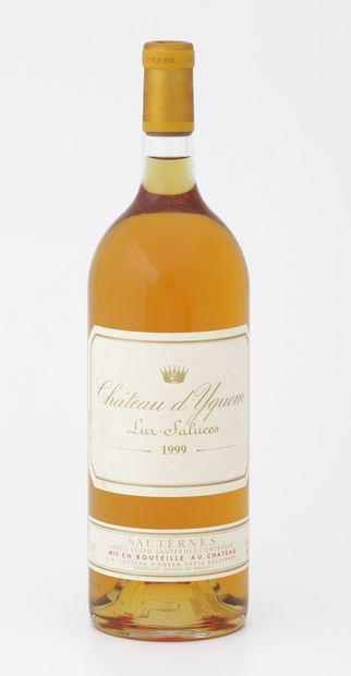 1 Magnum CHÂTEAU D'YQUEM Lur Saluces - Sauternes...