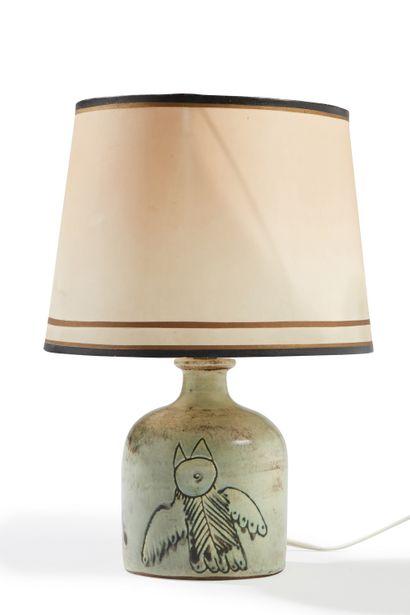 Jacques BLIN (1920-1995)  Lampe volatile...
