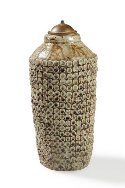 Jean LERAT (1913-1992)  Lampe pastilles 1945...
