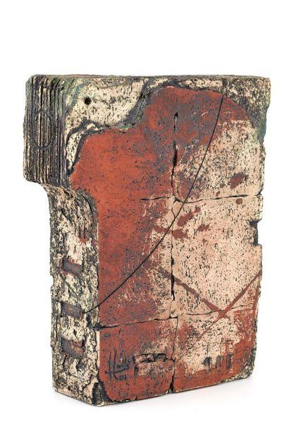 Carlos CARLE (1928-2015)  Sculpture mur 2001...