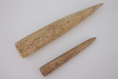LOT:  EPISSOIRE en os. Ancien. XIXème siècle...