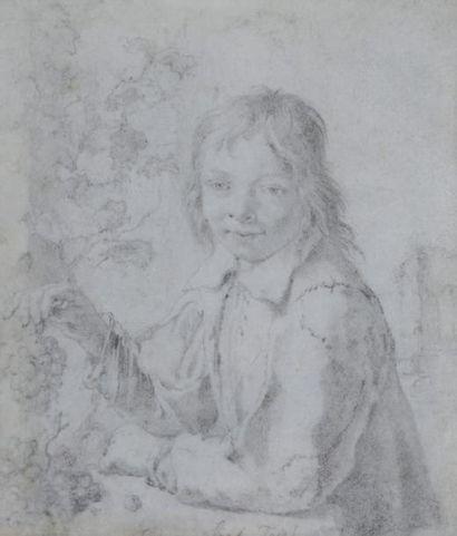 Jacob TOORENVLIET (1635/41-1719)  Portrait...